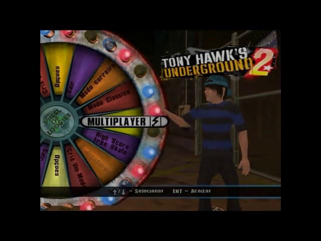 Руководство запуска: Tony Hawk's Underground 2 по сети