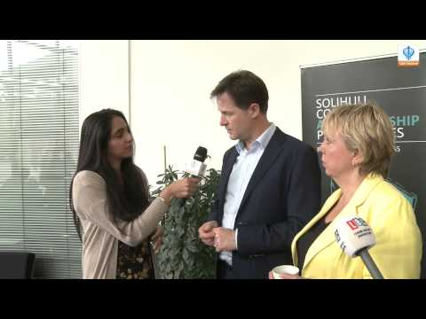 010515 Election Show with Rt Nick Clegg (Leader of Liberal Democrats)