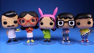 New Funko Pop Figures Collection 2015 Bob