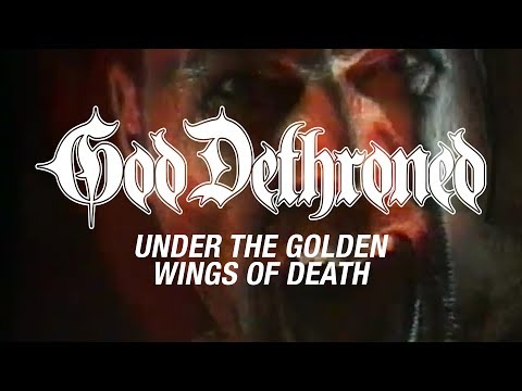 God Dethroned - Under the Golden Wings of Death