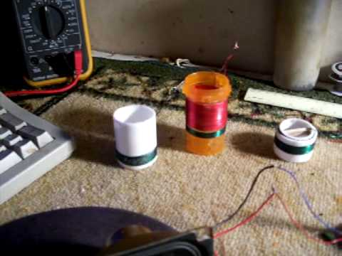 homemade vacuum tube shortwave radio part #6 havana cuba.mov