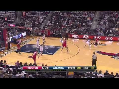 Houston Rockets James Harden 45 Point Career High