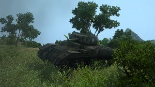 ◀World of Tanks - Check Your Six