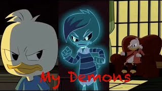DuckTales - My Demons - Starset AMV (REQUESTED VID)