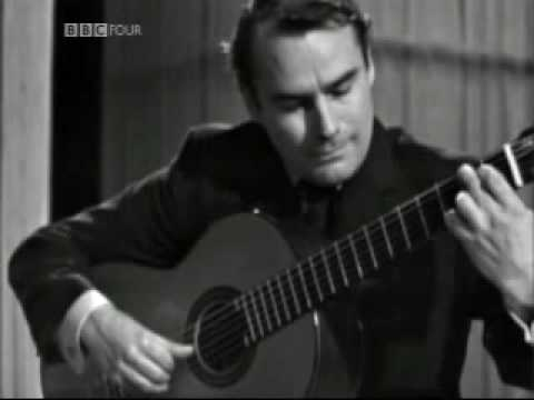 Julian Bream - Villa-Lobos - Preludes 3 & 4 Video