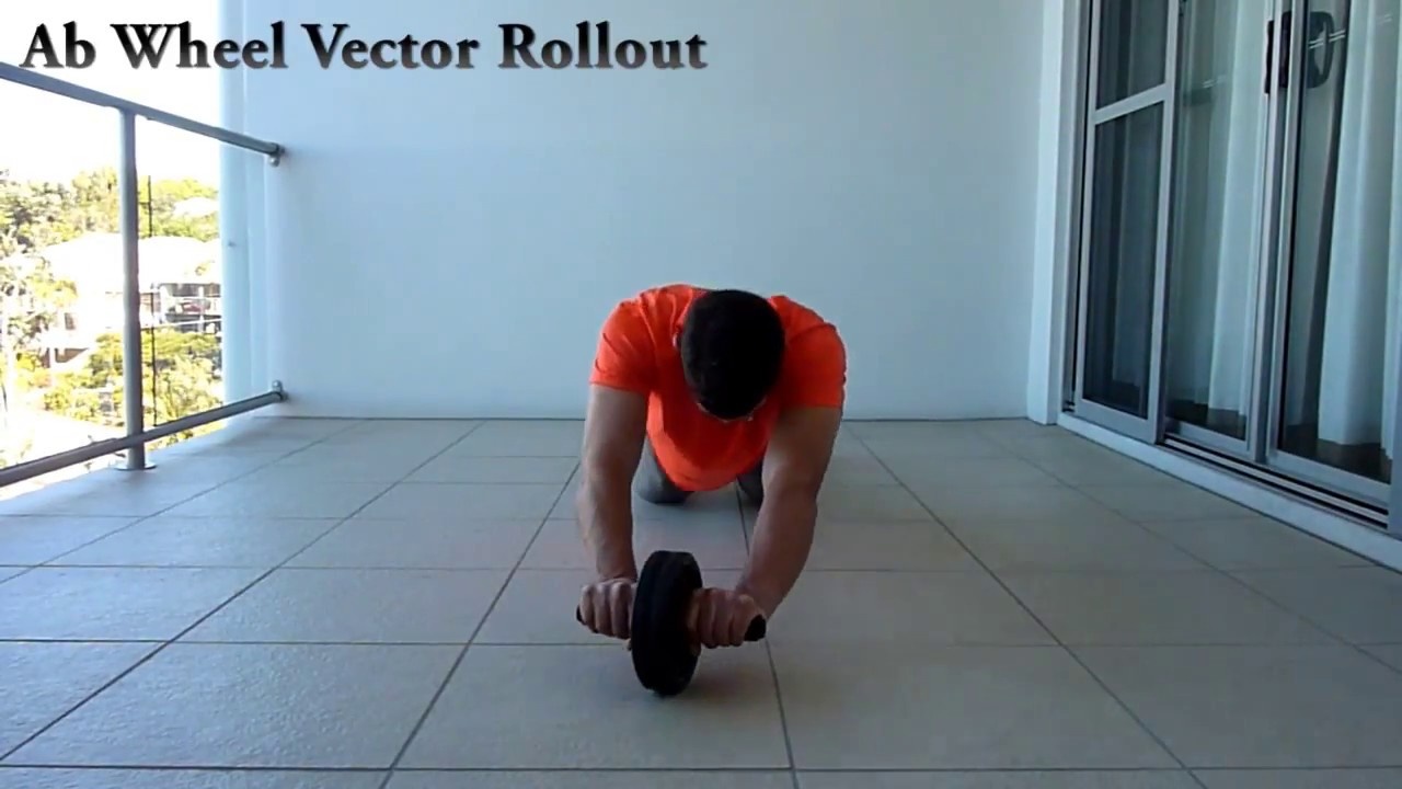 Core Strength Stability Rollout Progression Real Core Training Youtube