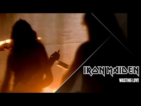 Iron Maiden - Wasted Love