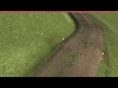 Race Track Builder Beta Demonstration