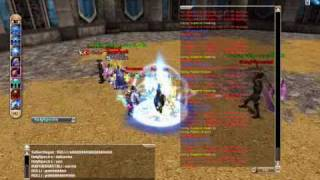 Knight Online Xigenon Rawness Clan HolySpectre Combo Proofing PvP and PK Movie!!