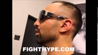 PAULIE MALIGNAGGI COMPARES DANNY GARCIA'S POWER TO MIGUEL COTTO, SHAWN PORTER, AND ADRIEN BRONER