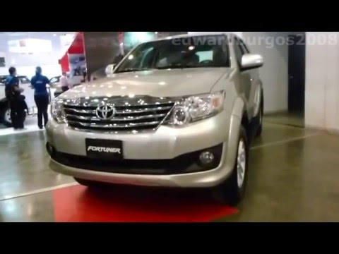 2014 Toyota Fortuner Sr5 2014 video review Caracteristicas versión para Colombia