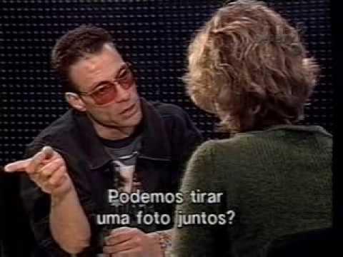 Full interview of Jean Claude Van Damme to a brazilian TV Show (2001)