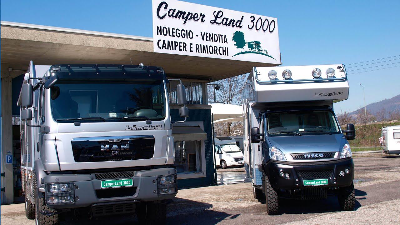 4x4 camper land 3000 porte aperte marzo 2013 youtube