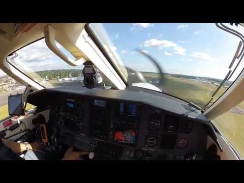 Pilatus Pc 12 Flight With Cockpit Audio  Awo Rnt