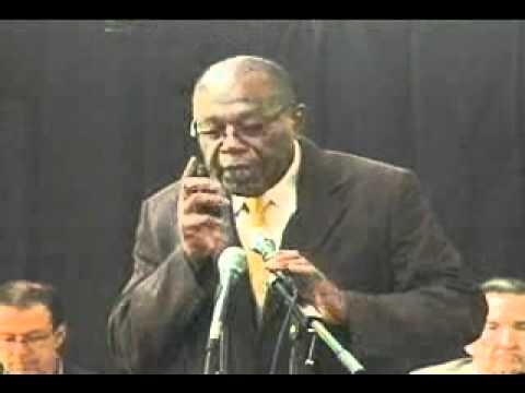 Minister Louis Farrakhan Press Conference to the United Nations June 15 2011 Part 1 of 4