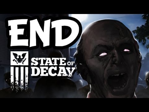 State of Decay Walkthrough - ENDING