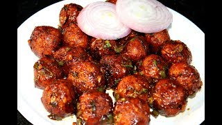 Cabbage Manchurian Recipe