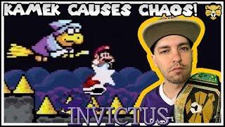 Invictus: A Perfect Ending! Amazing Super Mario World Hack Finale!