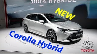 New Toyota Corolla 2019 first quick look in 4K ( hatchback and touring sport)