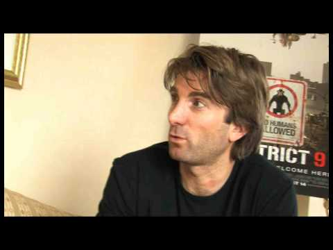 Interview with Sharlto Copley - Star of District 9