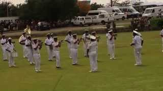 South African Navy Band - Rand Show 2015