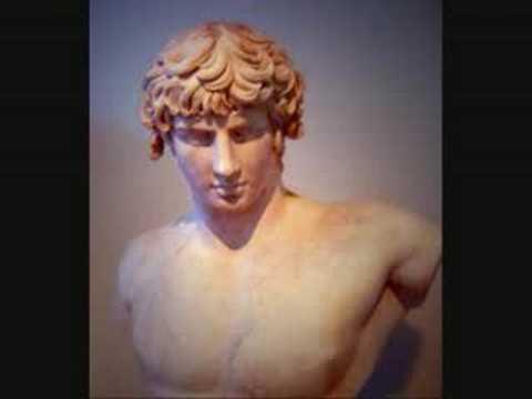 Hadrian & Antinous First Gay Sex video