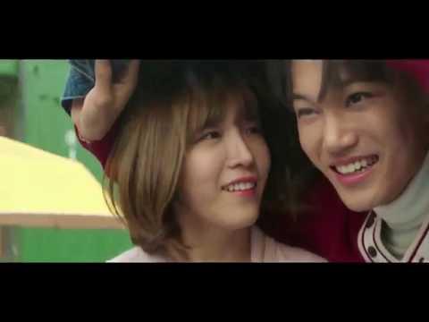 Eleena Harris ft. Mark Adam - Hanya Dirimu  (Korean Music Video) Lirik