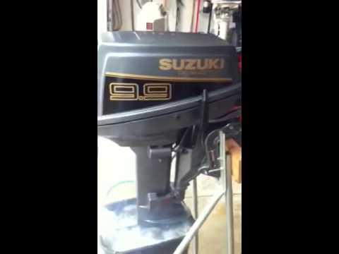Suzuki Hp  Stroke Outboard Oil