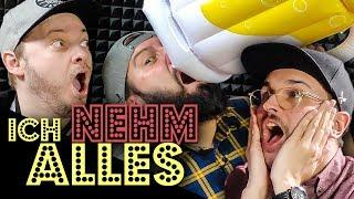Der größte BIERKRUG der Welt: ICH NEHM ALLES - Folge 1 (Unsere neue Show!)