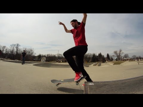 Skateboarding Hijinx!