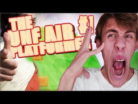 What The Fuck?! - Unfair Platformer video