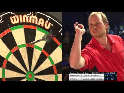 Davy Van Baelen vs Darius Labanauskas - Denmark Open 2016