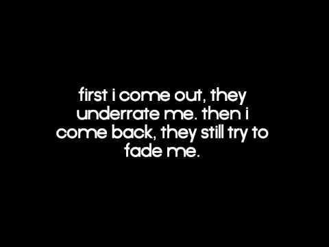 Eminem - Fly Away Ft.Just Blaze [Lyrics]