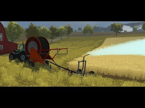 Farming Simulator 2013 Mods - Irrigation Pack