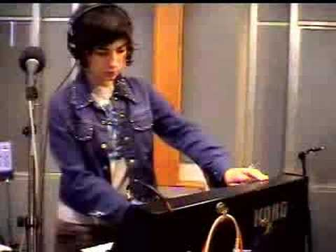 Ladytron - Sugar (Live Session)