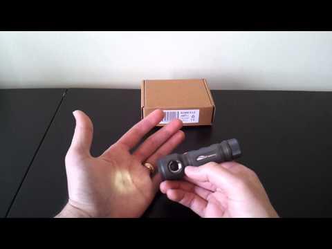 Zebralight SC600 Mk II L2 (XM-L2, 1x18650) Flashlight ...