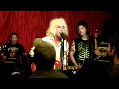 Spinal Tap Cover Band 11/11/11 - Big Bottom