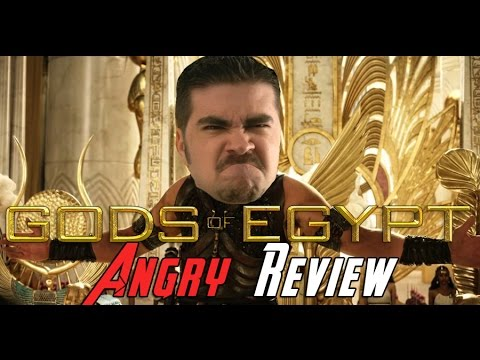 Gods of Egypt Angry Movie Review (Vlog)