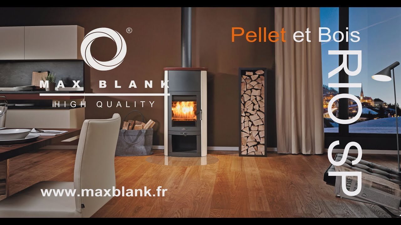 max blank rio sp pellet fr youtube. Black Bedroom Furniture Sets. Home Design Ideas