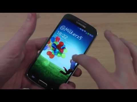 Samsung Galaxy S4 Remove or Change 'Life Companion' Lock Screen Message