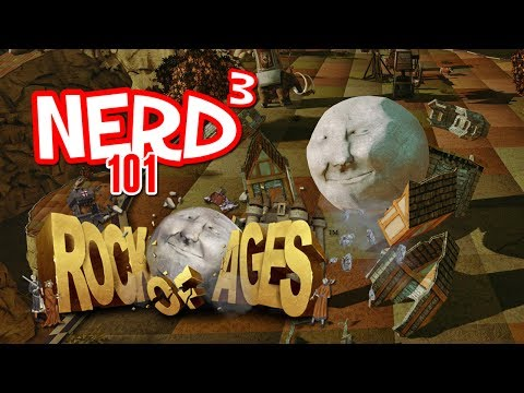 Nerd³ 101 -  Rock Of Ages video