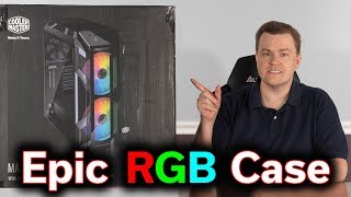 Best RGB Mid-Tower Class Case? - Cooler Master H500M