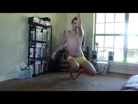 Bananza (belly dancer) akon - curtis dripp drop roll
