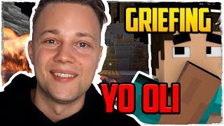 Yo Oli Fan Minecraft Server GEGRIEFT - Minecraft GRIEFING