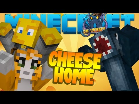 Minecraft - Crazy Craft 2.2 - CHEESE HOME! [20]