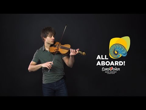 Alexander Rybak - Melodi Grand Prix 2018 - All Contestants (Violin Jam)