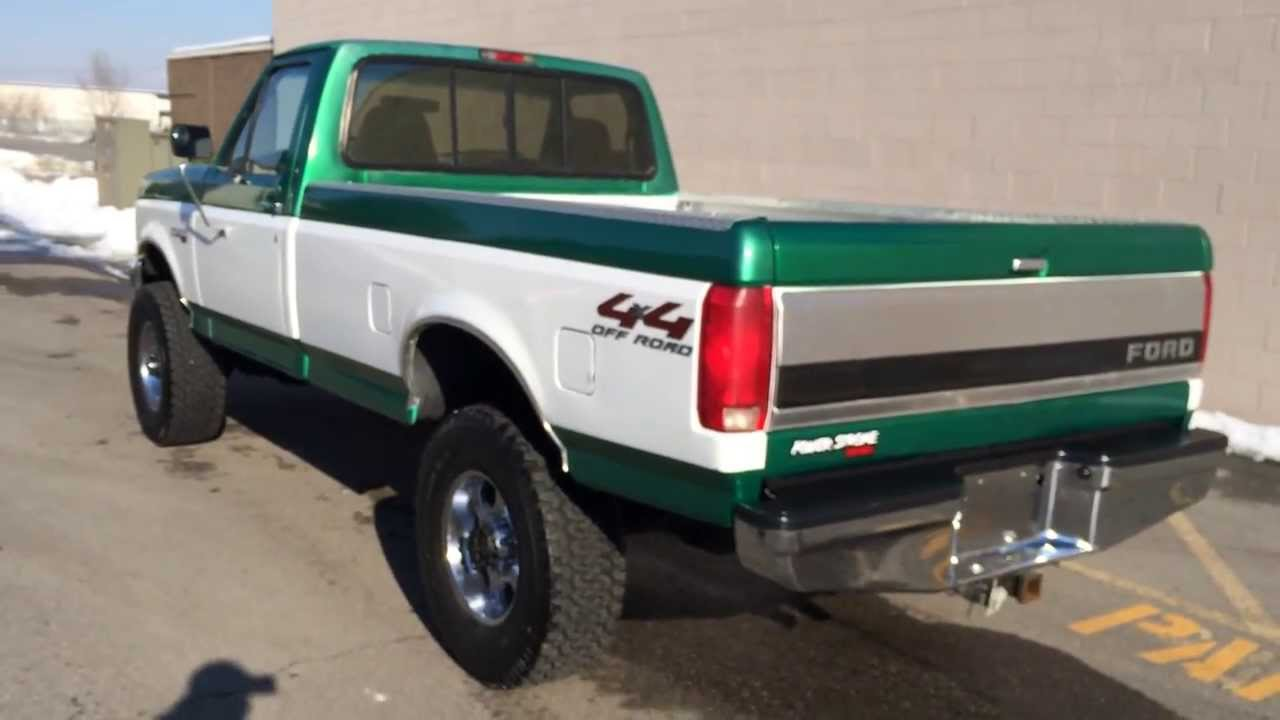 Gallery for gt 1996 f350 dually regular cab