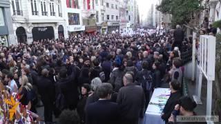 Հայոց ցեղասպանության 100-ամյակին նվիրված եզրափակիչ միջոցառում Ստամբուլում