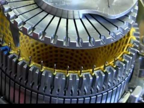 Machines - Erlbacher Gearhart Knitting Machine Company