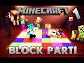 Minecraft Minigame - BLOCK PARTY BÖLÜM 1